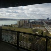 From The 25th Floor Photo Of Jeffersonian Houze Detroit Mi United States