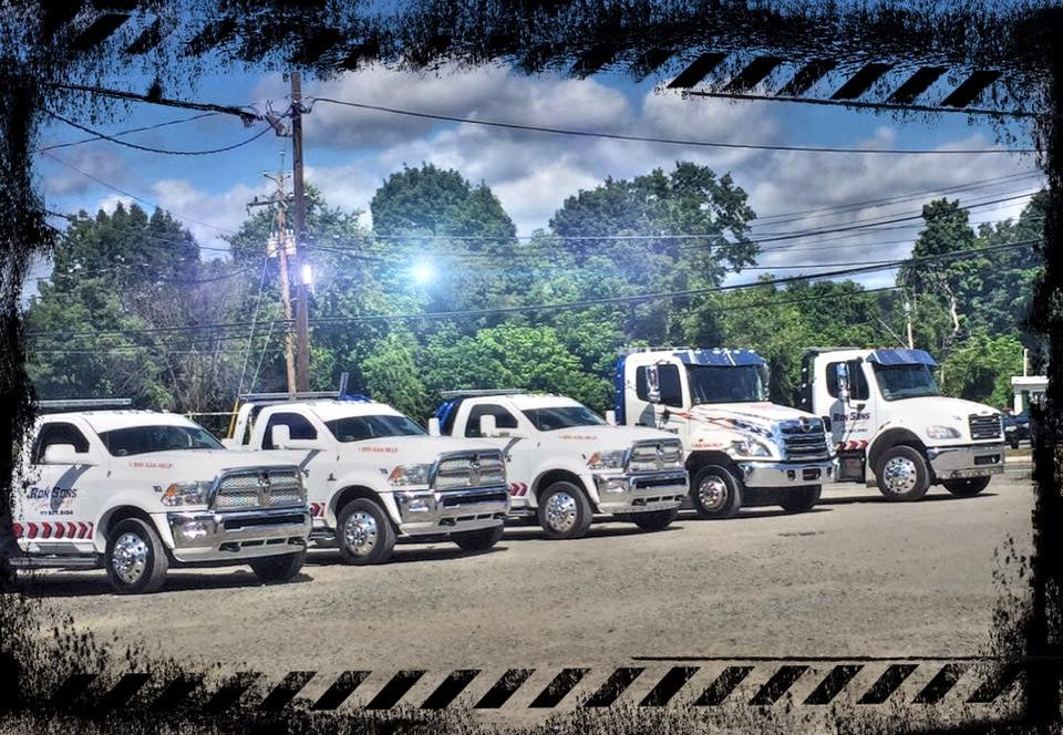 Towing business in Roxbury, NJ