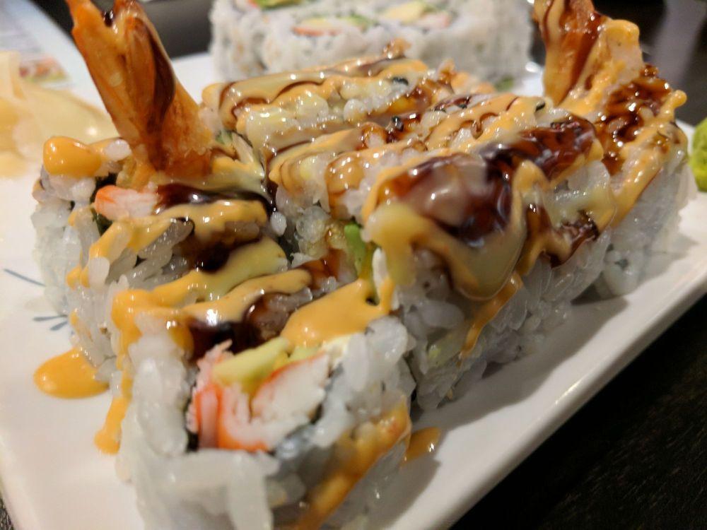 Sakura Sushi: 4747 E Elliot Rd, Phoenix, AZ