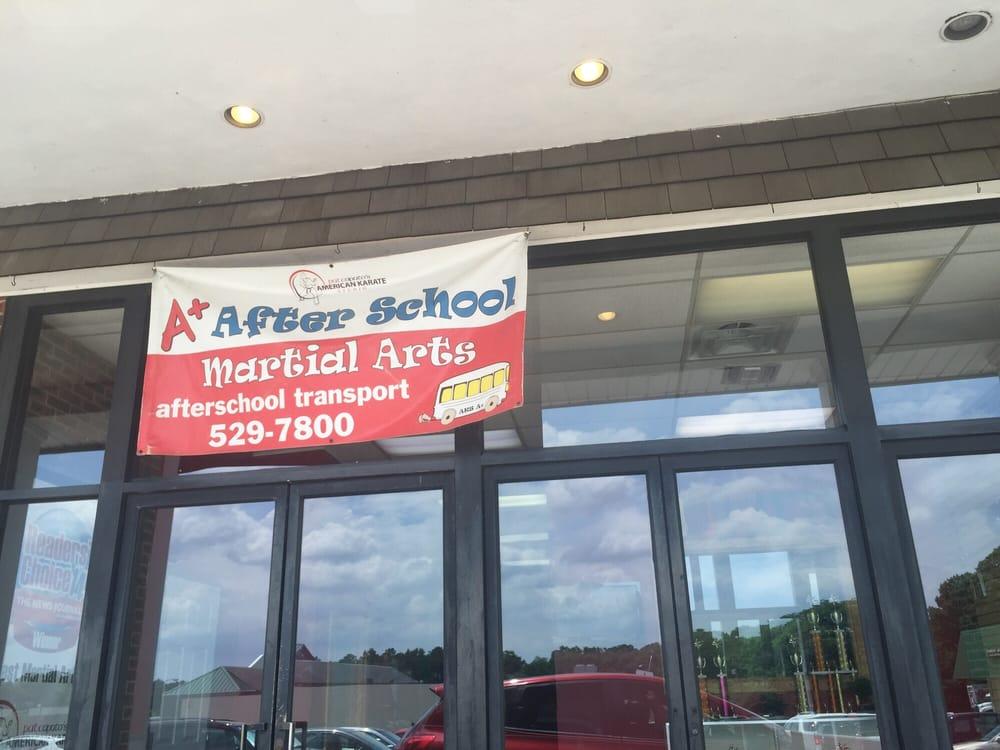 Pat Caputo's American Karate Studios: 1812 Marsh Rd, Wilmington, DE