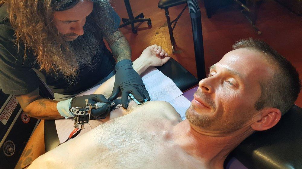 The Jerome Tattoo Company: 403 Clark St, Jerome, AZ