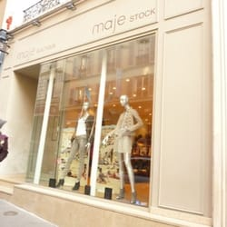 a02938b73 Maje Stock - Women s Clothing - 92 Rue Des Martyrs