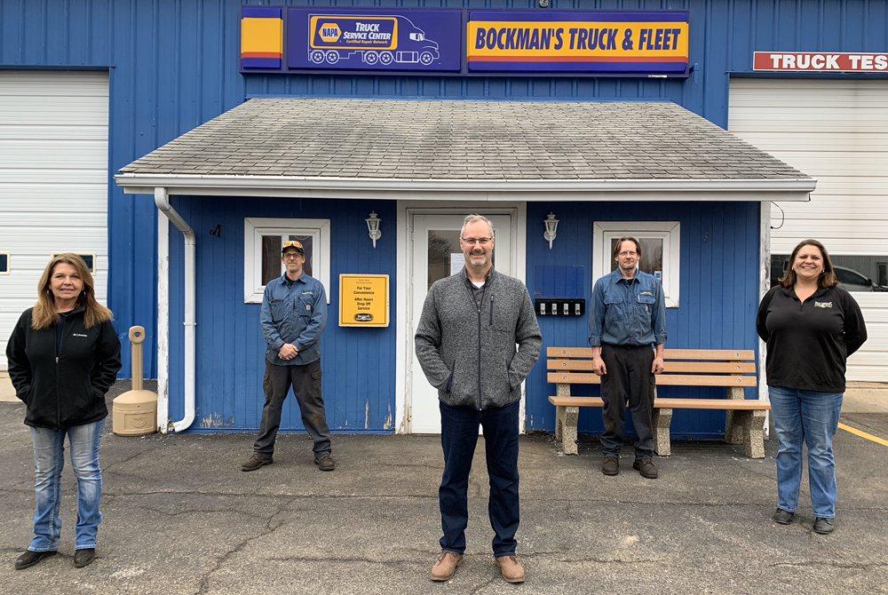 Bockman's Truck & Fleet: 112 Industrial Dr, DeKalb, IL