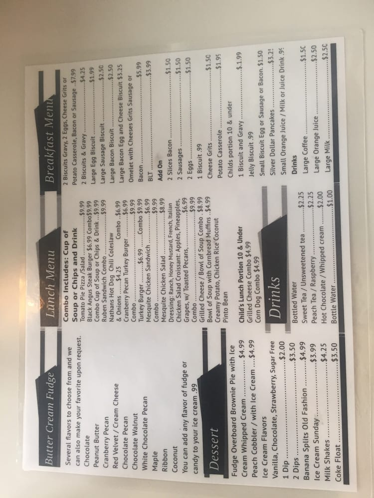 Five Points Cafe Cleveland Tn Menu