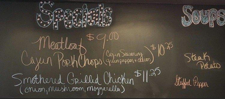 Roxy's Diner: 355 E State St, Montrose, MI