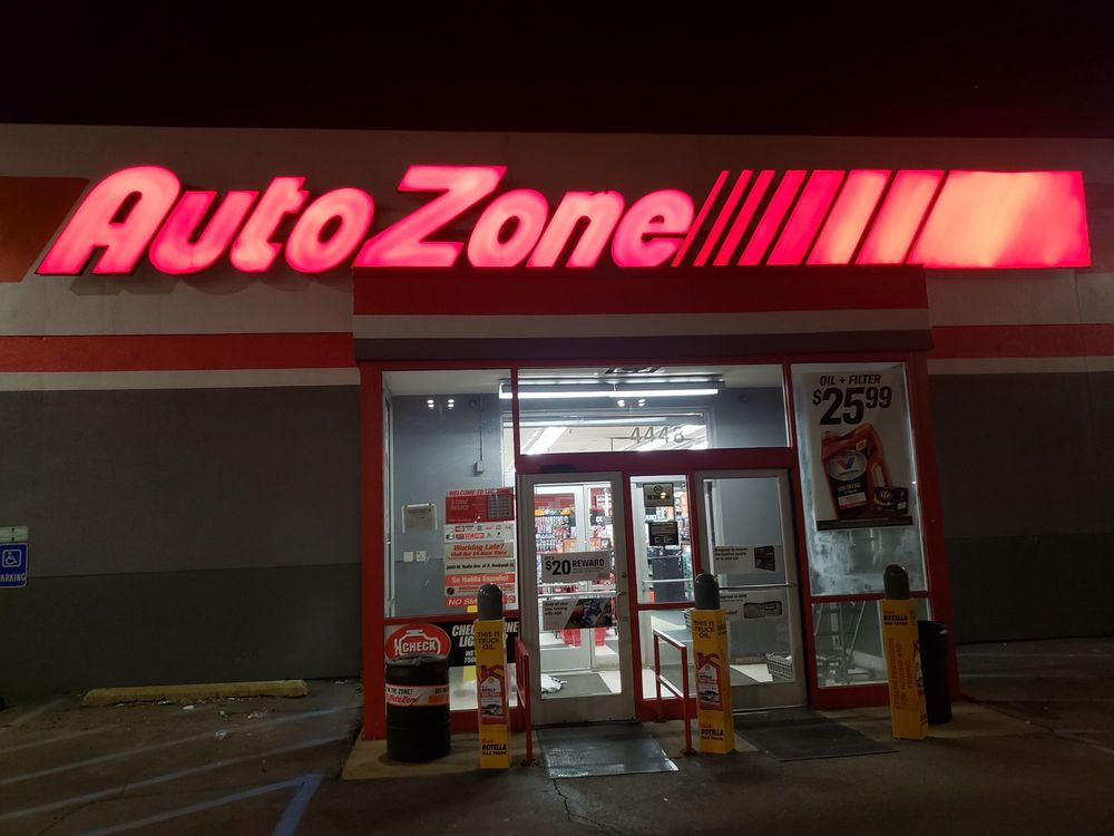 AutoZone - Auto Parts & Supplies - 4448 N Pulaski Rd, Albany