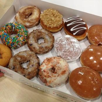 krispy kreme doughnuts 77 photos 48 reviews coffee. Black Bedroom Furniture Sets. Home Design Ideas