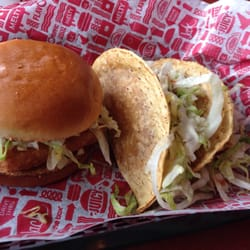 Jack in the box 24 reviews fast food 951 ne sam for Jack in the box fish