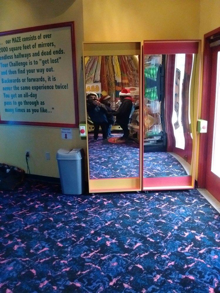 Mirror Maze: 925 S Main St, Frankenmuth, MI