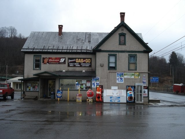 Gormania Gas & Go: 9160 George Washington Hwy, Gormania, WV