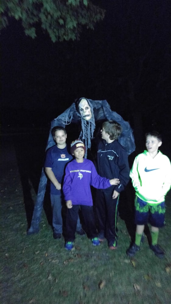 Support Our Troops Haunted House: 4008 220th St 4-H Buld, Farmington, MN