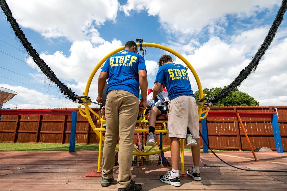 Zero Gravity Thrill Amusement Park: 11131 Malibu Dr, Dallas, TX