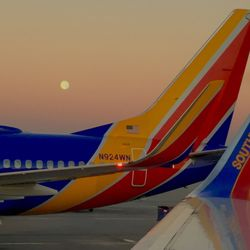 southwest airline flights to las vegas from ontario