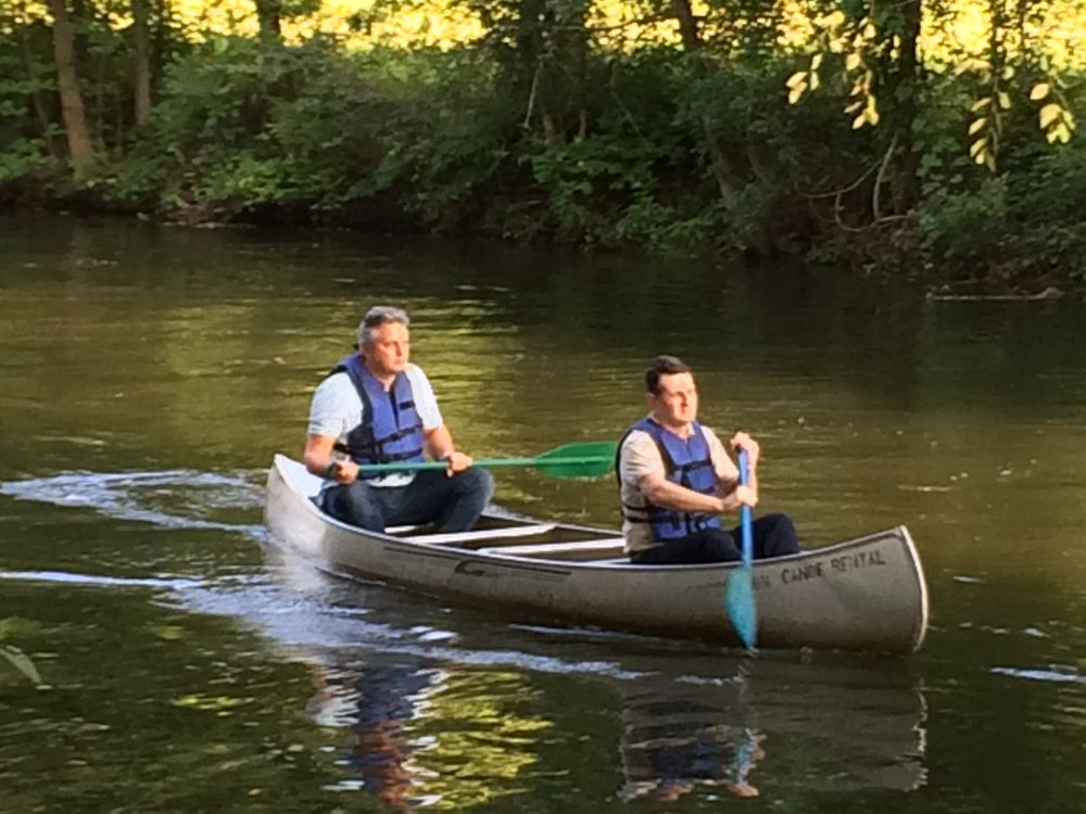 Social Spots from Princeton Canoe & Kayak Rental