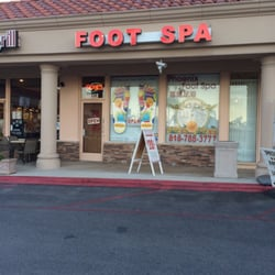 reflexology massage encino california
