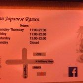 Ichran japanese ramen 301 photos 219 reviews ramen 5720 photo of ichran japanese ramen norfolk va united states business card with reheart Gallery