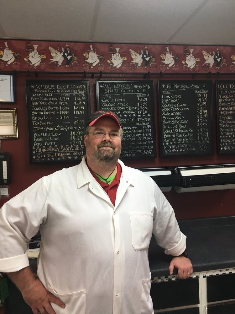 Prime Choice Meat Market: 1144 Hwy 45 S, Eagle River, WI