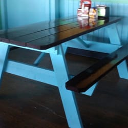 Photo Of Perfect Picnic Tables   Daytona Beach, FL, United States