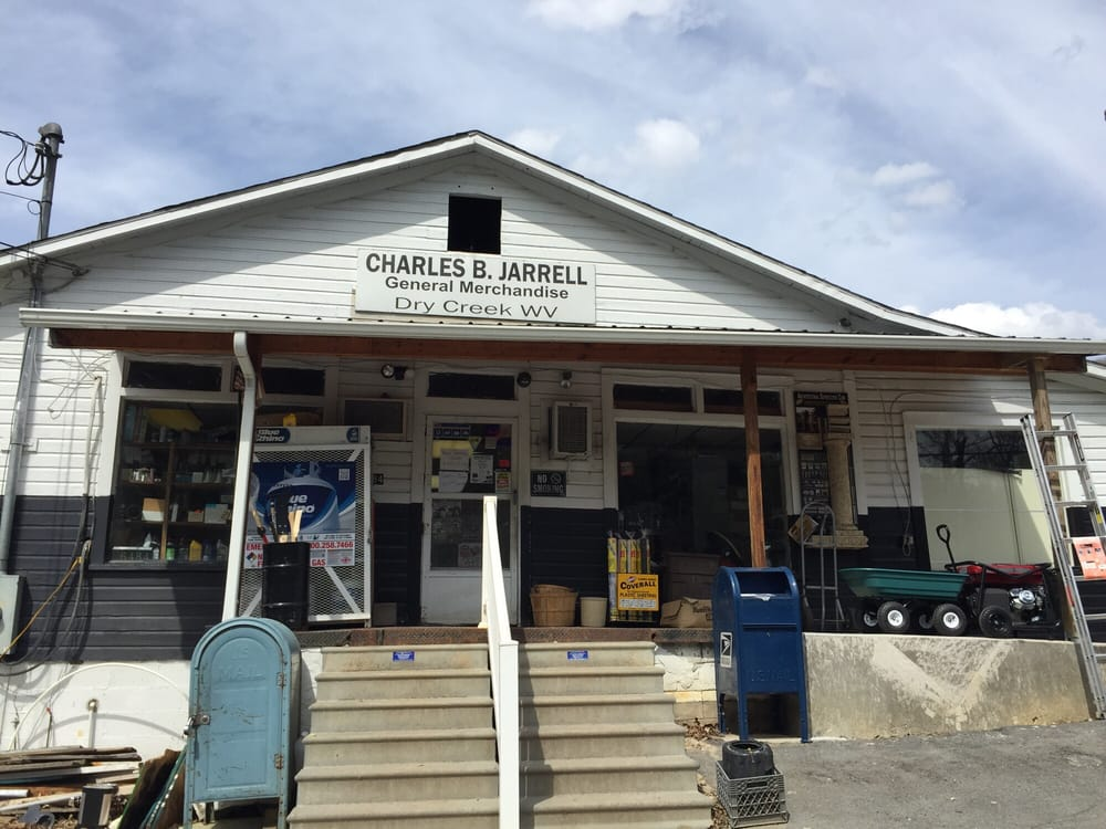 Charles B. Jarrell General Merchandise: 6484 Coal River Rd, Dry Creek, WV