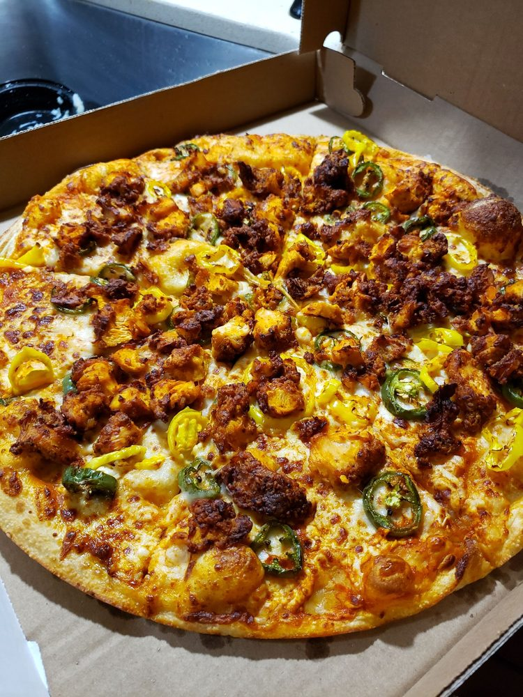 Danvers Pizza & Subs: 136 Andover St, Danvers, MA