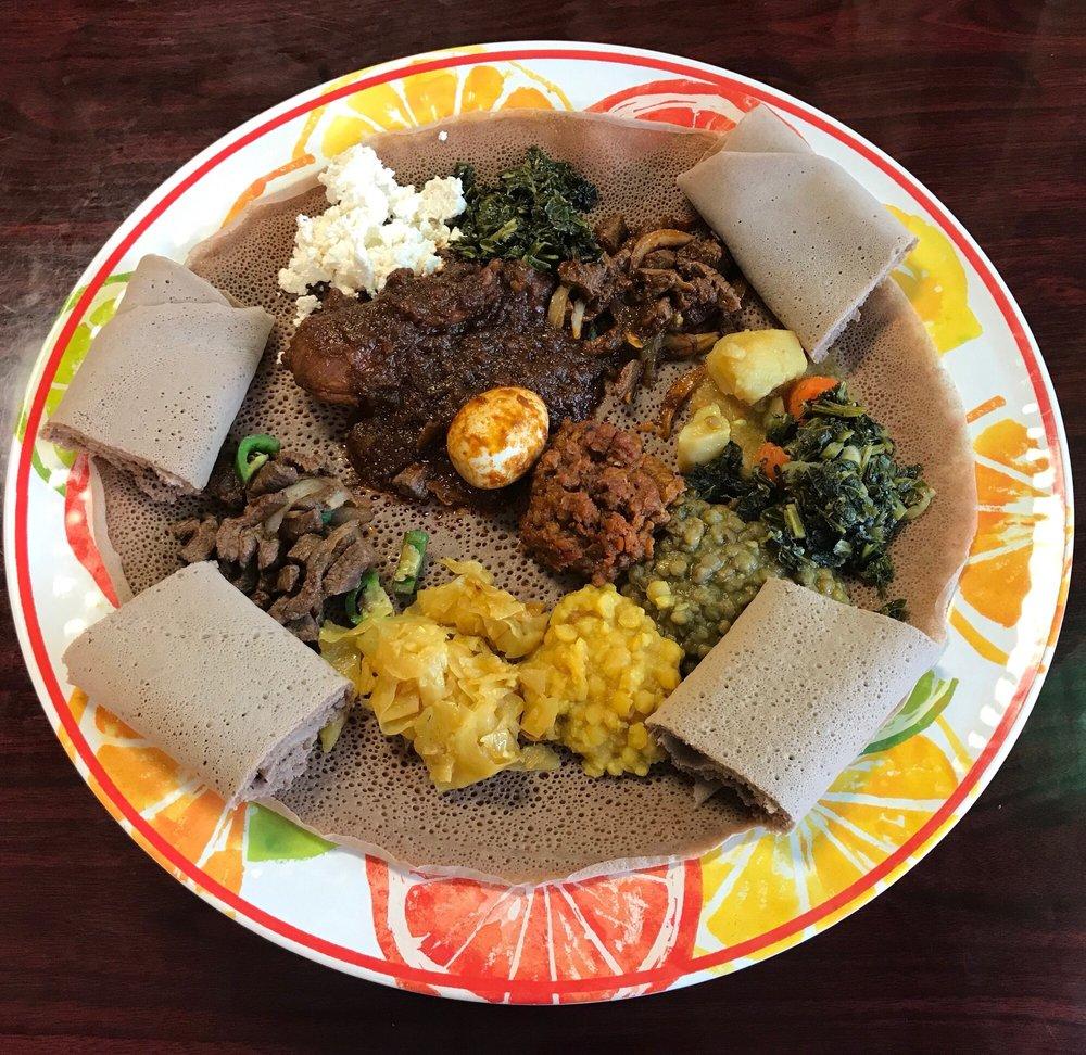 Nile Ethiopian Restaurant: 6715 Powers Ave, Jacksonville, FL