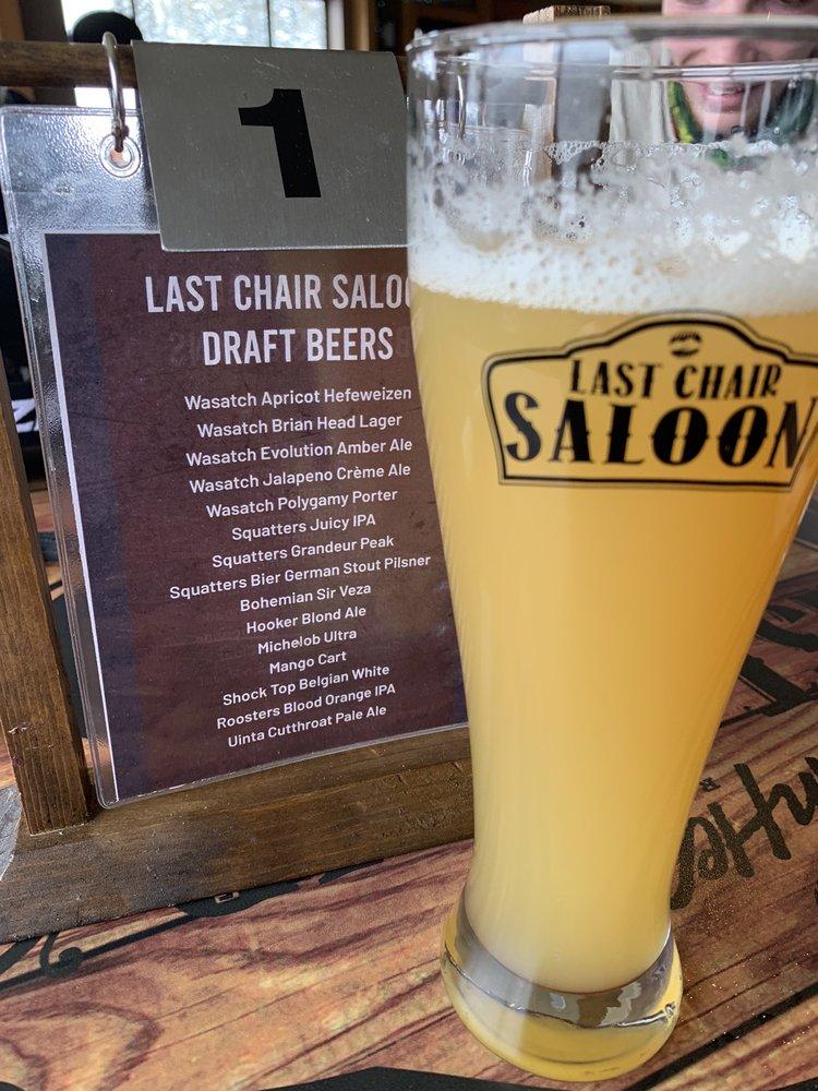 Last Chair Saloon: Brian Head Ski Resort, Brian Head, UT