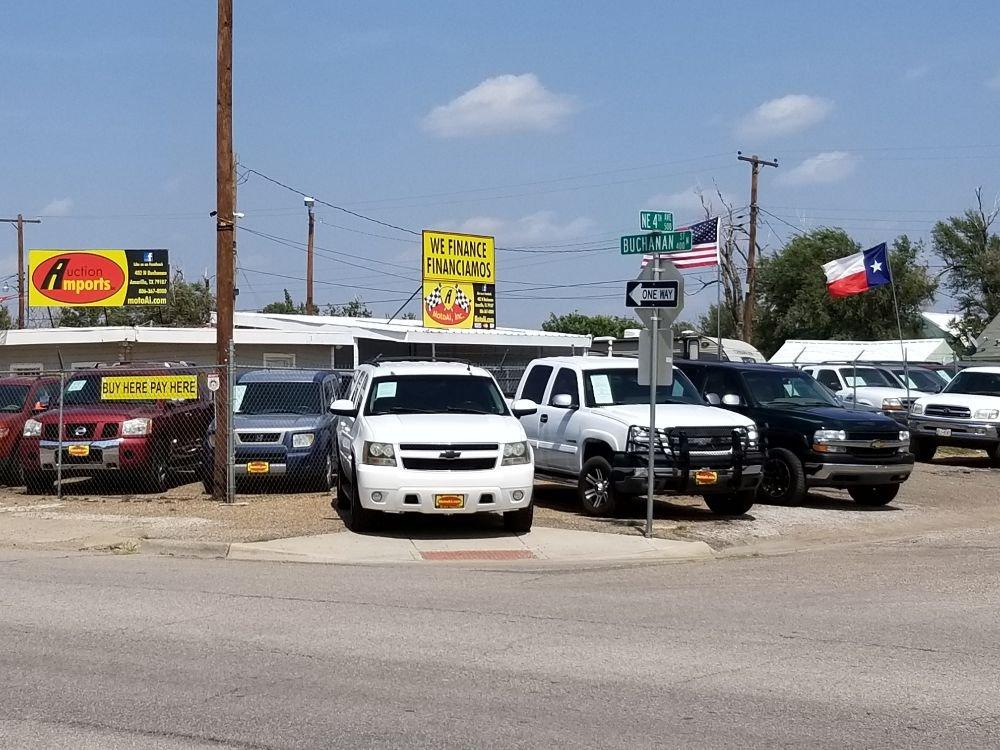 Moto Ai Used Car Dealers 402 N Buchanan St Amarillo Tx