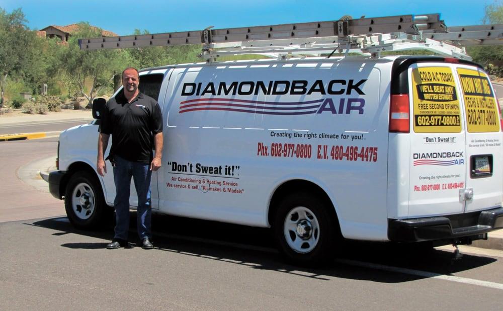 Diamondback Air: 6239 E Brown Rd, Mesa, AZ