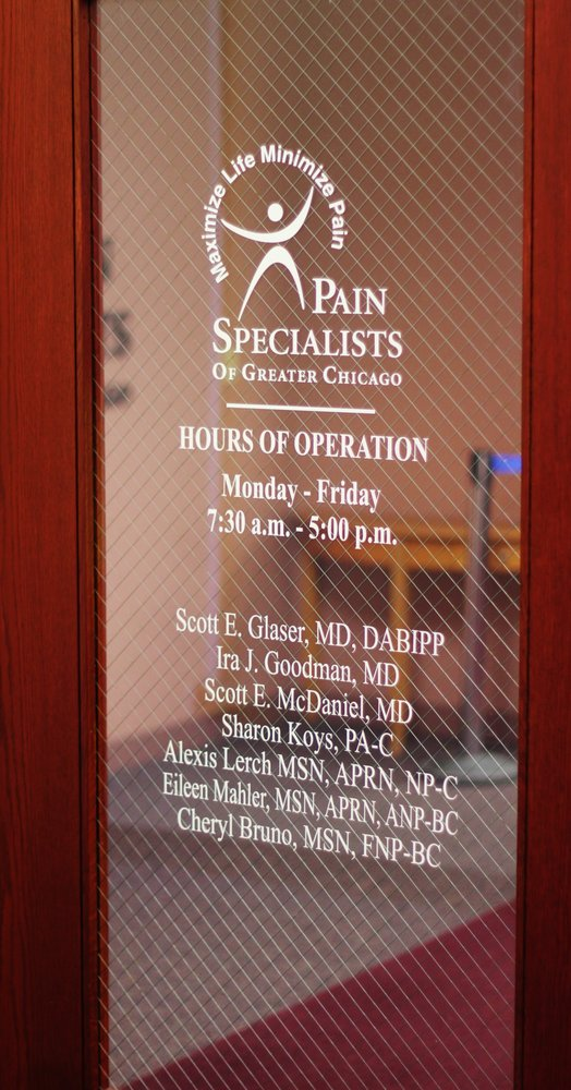 Pain Specialists Of Greater Chicago: 7055 High Grove Blvd, Burr Ridge, IL