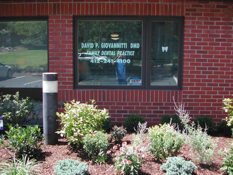 David P Giovannitti, DMD - Family Dental Practice: 394 Rodi Rd, Pittsburgh, PA