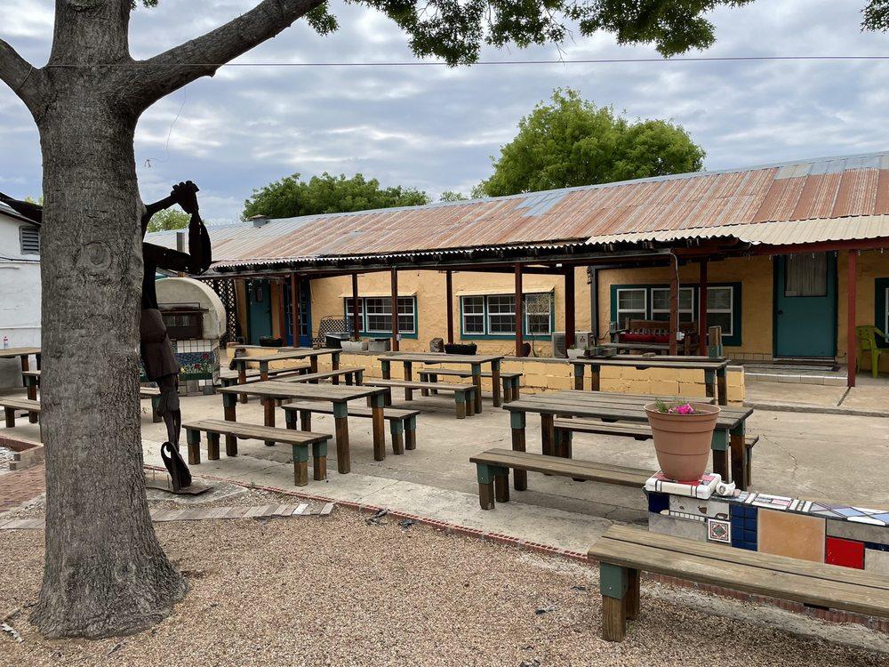 The Chicken Farm Art Center: 2505 Martin Luther King Dr, San Angelo, TX