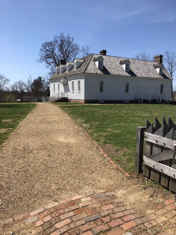 Smithfield Plantation House: 1000 Smithfield Plnttn Rd, Blacksburg, VA