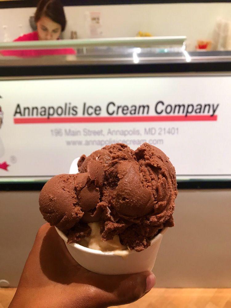 Annapolis Ice Cream: 196 Main St, Annapolis, MD