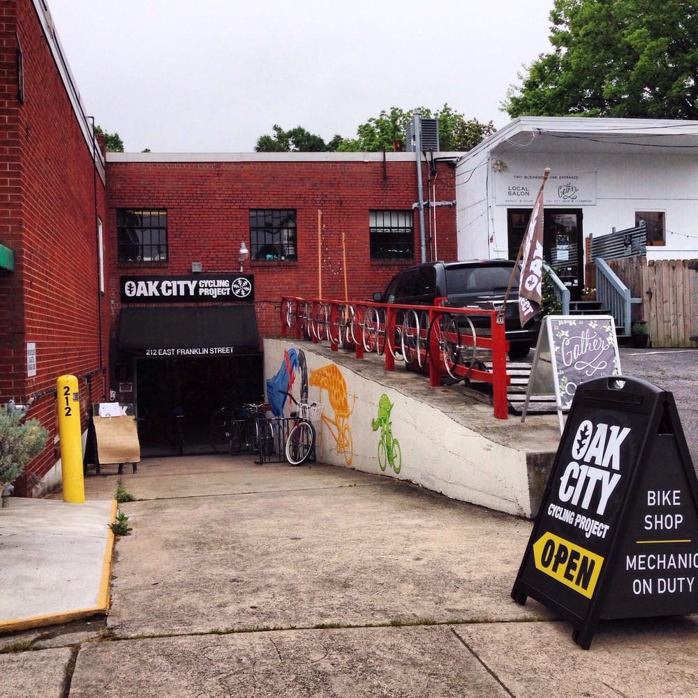 Oak City Cycling Project