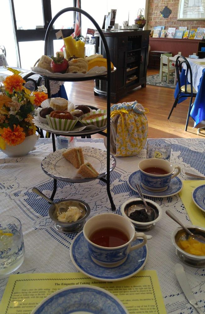 Willows Tea Room Panama City Fl