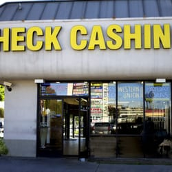 How do you find check cashing locations?