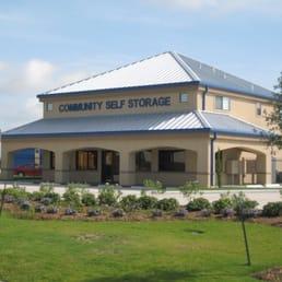 Photo Of Community Self Storage Cypress Tx United States