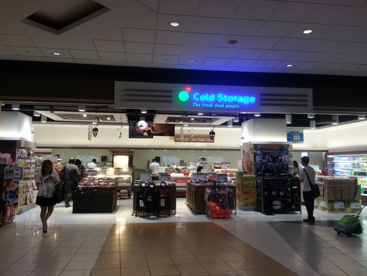 Photo of Cold Storage - Singapore Singapore. Store front . & Cold Storage - Supermarkets - 1 Maritime Square Harbourfront ...