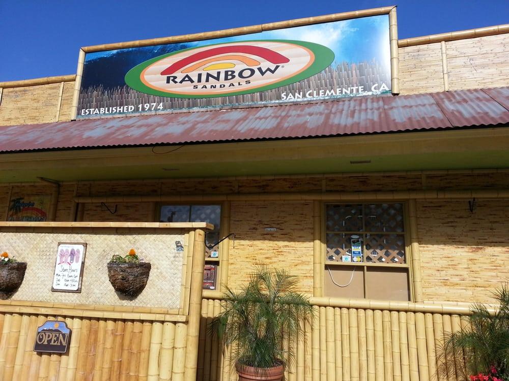 Rainbow Sandal Factory San Clemente Ca Yelp