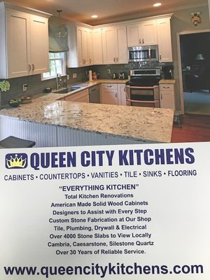 Queen City Kitchens 741 Westinghouse Blvd Charlotte, NC Hardware Stores    MapQuest