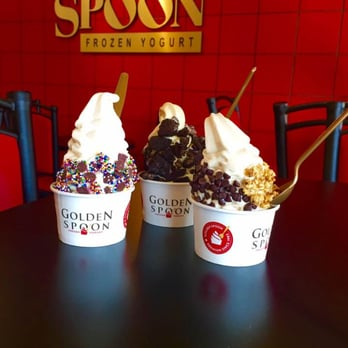 Golden Spoon Frozen Yogurt - 140 Photos & 73 Reviews - Ice Cream ...