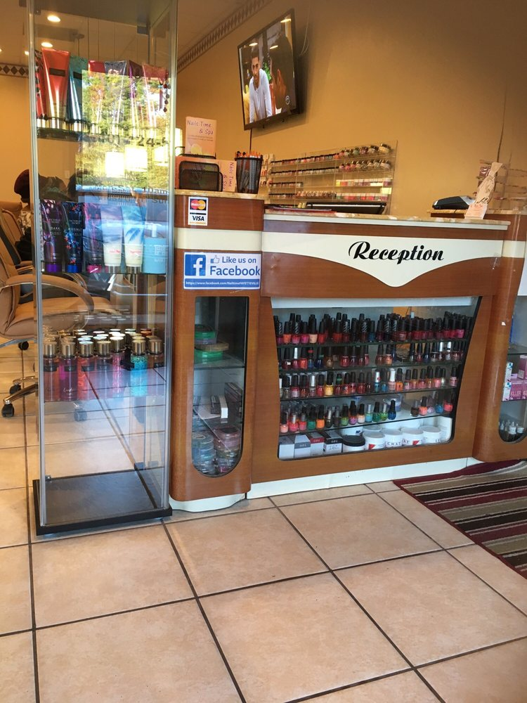 Nail Time: 2622 Hope Mills Rd, Fayetteville, NC