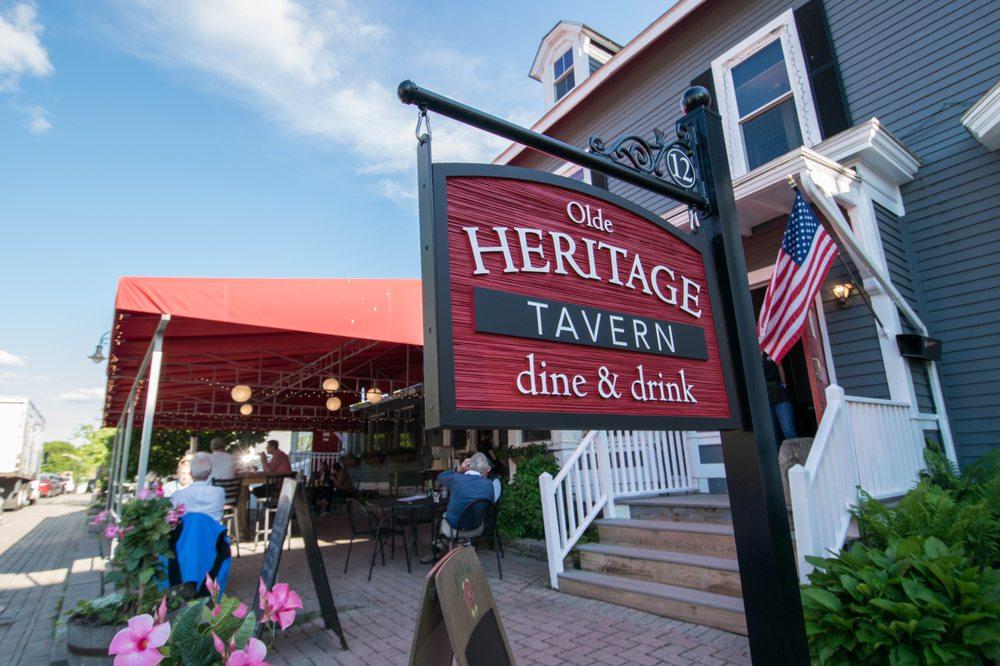Olde Heritage Tavern: 12 Housatonic St, Lenox, MA