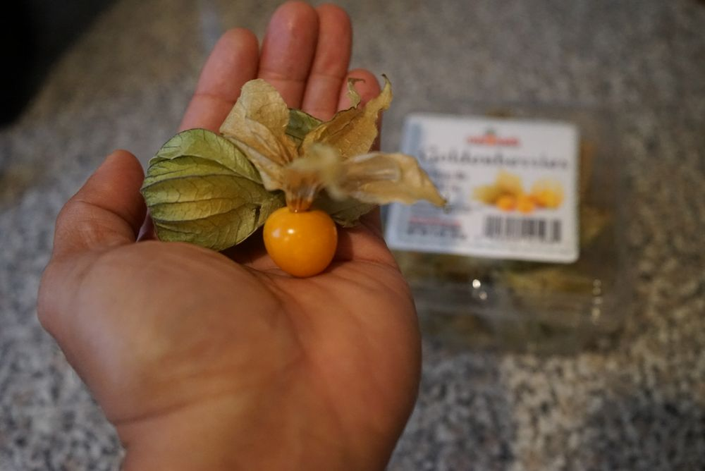 Goldenberries, or Poha Berries, or Cape Gooseberries, or