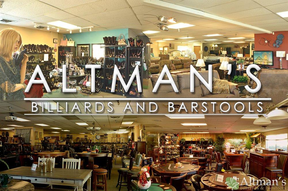Altman's Billiards & Barstools: 2036 Ireland Grove Rd, Bloomington, IL