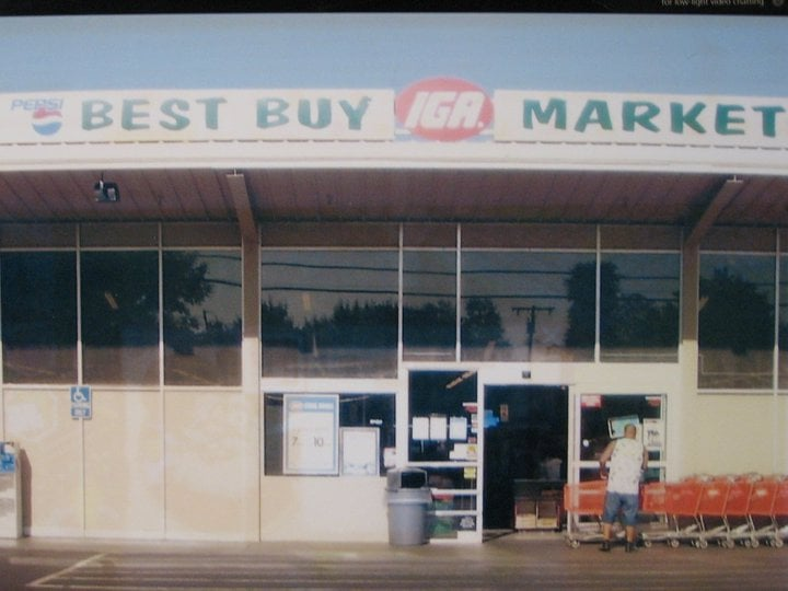 Best Buy Market IGA