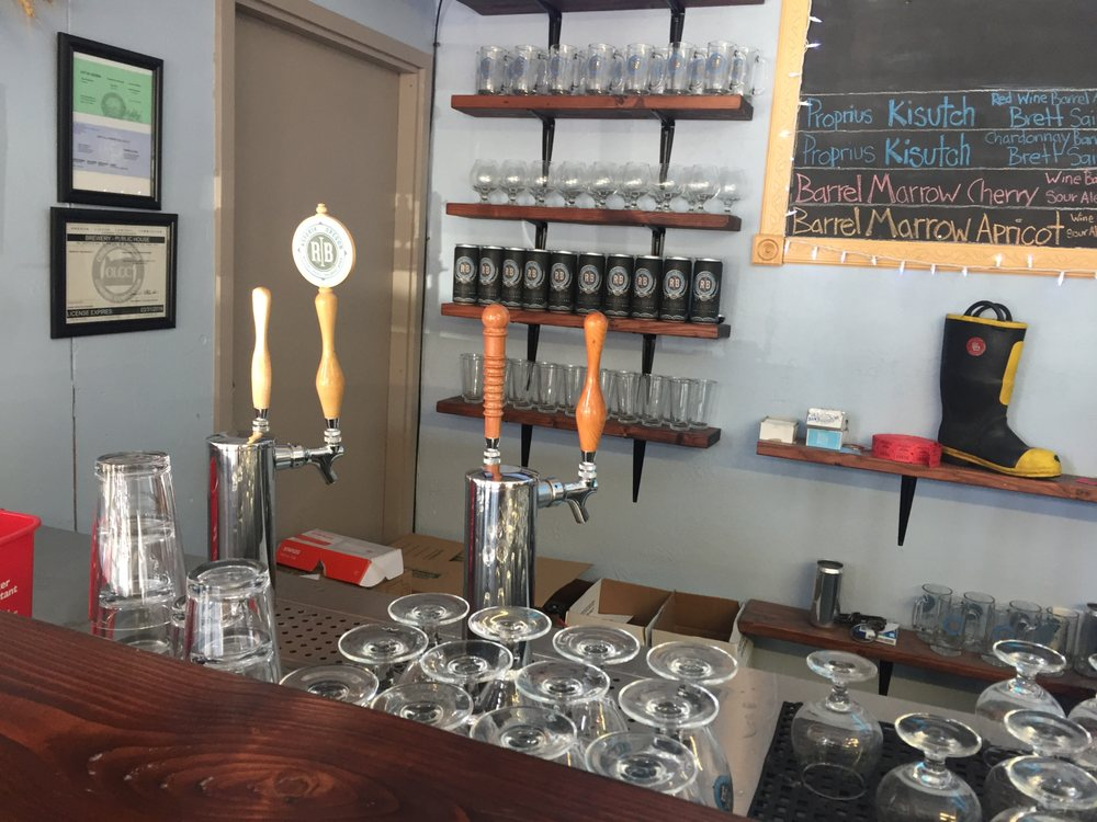 Reach Break Brewing: 1343 Duane St, Astoria, OR