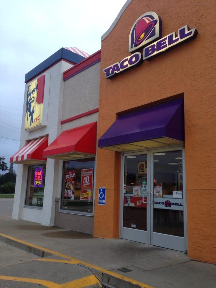Taco Bell: 905 W. Seventh Street, Atlantic, IA
