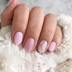 Photo Of Gallery Nails Spa Rockville Md United States Vivian Nailed