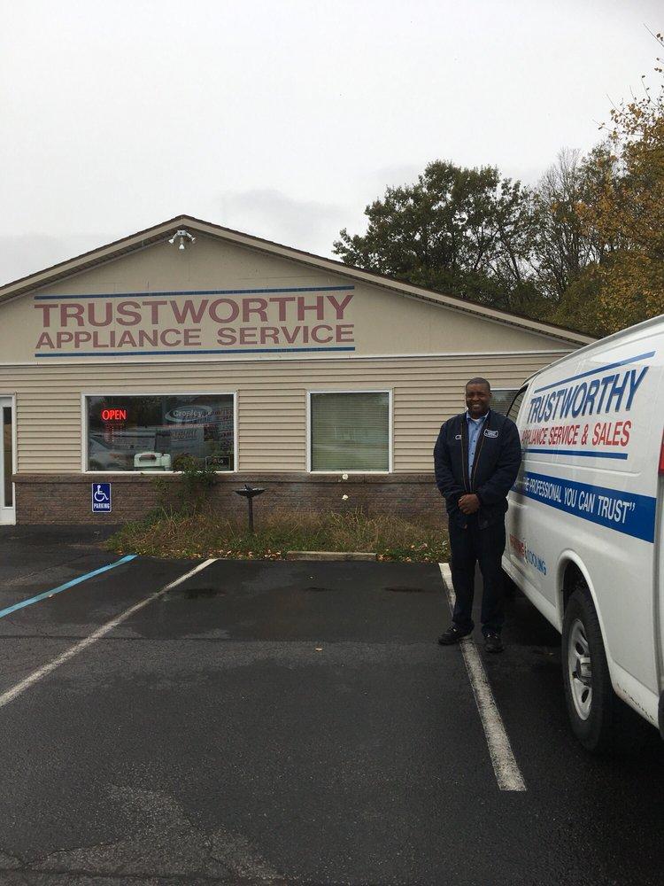 Trustworthy Appliance Service & Sales: 3128 Old State Rd 25 N, Lafayette, IN